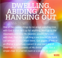 Dwelling, Abiding
