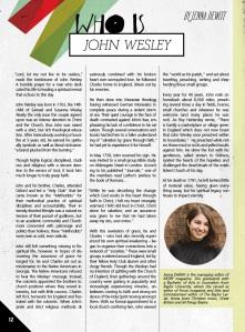 Who Is John Wesley